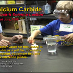 Calcium Carbide trailer