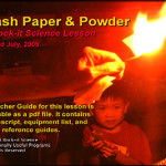 Flash Paper & Powder trailer