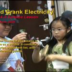 Hand Crank trailer