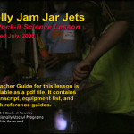 Jelly Jam Jar Jets trailer