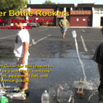 Water Bottle Rockets trailer